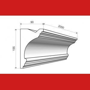 LO10 Decor System Listwa oświetleniowa LO10