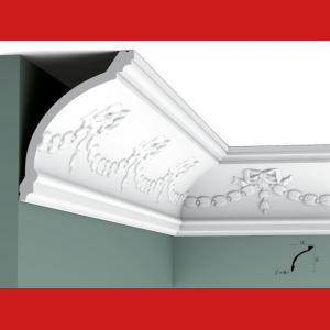 Listwa sufitowa C218/F wysokość 15 cm