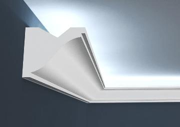Gzymsy LED - Gzymsy oświetleniowe LED - gzyms led