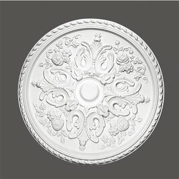 Rozety Styropianowe Dekoracyjne elementy dla Żyrandoli