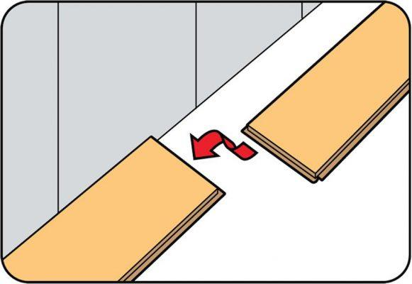 Układanie paneli podłogowych youtube - krok po proku